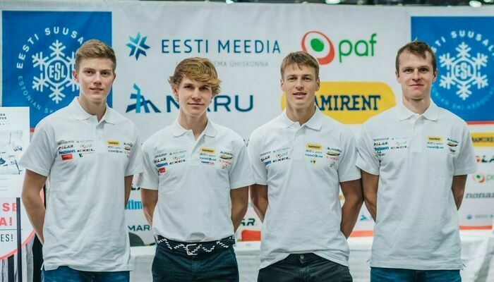 Nordic Combined National Team Press Conference